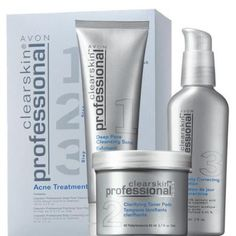 Avon Clearskin- Professional Acne Treatment System