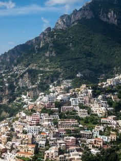 The Amalfi Coast, Italy // Fresh The Blog
