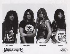 Best Megadeth line up ever