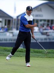Brooks Koepka wins PGA Championship by 2 shots Paul Casey, Brooks Koepka, Dustin Johnson, Jordan Spieth, Breaking News Today, Usa Today Sports, European Tour, The Championship, Usa News