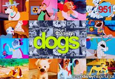 images of disney character dogs | disney dogs on Tumblr