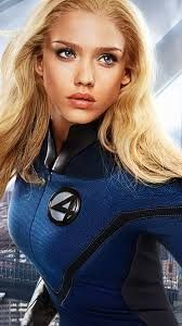 I am so disappointed she won't be coming back in the new Fantastic Four movie. It's going to be like taking Megan Fox out of Transformers.
