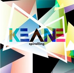 http://www.fromupnorth.com: Graphic design inspiration - Keane album cover