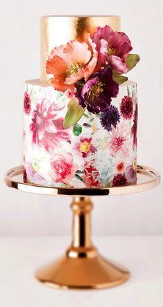 http://www.cakecoachonline.com - sharing....Wedding Cake #weddingcakes