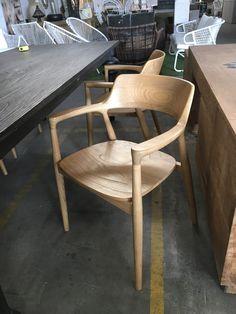 Chair armchair wood sedia Wood Arm Chair, Wishbone Chair, Armchair, Furniture, Home Decor, Sofa Chair, Single Sofa, Decoration Home, Room Decor