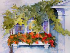 Watercolors By Marilyn Lebhar