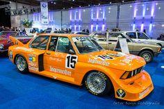 https://flic.kr/p/ErPX3c   BMW 320i Group 5 - 1977   E21 DRM (Deutsche Rennsport wagen Meisterschaft) Hans Joachim Stuck Harald Grohs  Interclassics 2016 MECC Maastricht Nederland - Netherlands Januari 2016