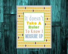 BOYS ROOM DECOR construction theme nursery or kids room. Also part of a 4 piece set with different sayings by ThePaperLace
