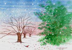 BIBLIOGR. NAT. Un libro al giorno, ventiquattro libri da leggere e rileggere in attesa del Natale. Ho selezionato albi illustrati, narrativa, visioni laiche che prendono le mosse dal momento più atteso per chi in...