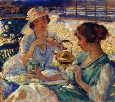 Two+women+having+tea.jpg (600×534)