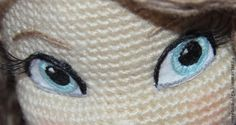 Cómo hacer preciosos ojos para amigurumis
