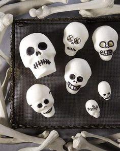 Sugar Skulls How-To