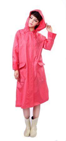 Petty Cabin Bearcat Fashion Nylon Raincoat Women's Poncho (Red) $27 Ladies Poncho, Raincoats For Women, Dancing In The Rain, Rain Boots, Rain Jacket, Windbreaker, Cabin, Red, Jackets