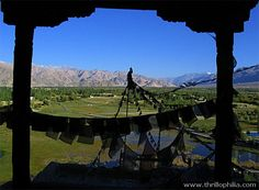 From Shey palace    http://www.thrillophilia.com/ladakh.php