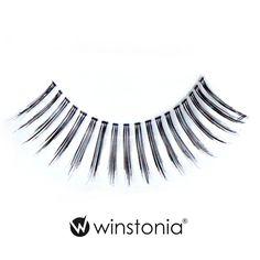 Winstonia 5 Pairs False Eyelashes Fake Lashes Fashion Makeup Cosmetic - Natural Invisible Band 05 *** See this great image  : wedding Makeup