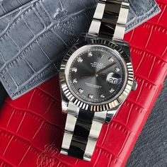 Happy Friday with my personal accessories DATEJUST II Ref 116334 iPhone case ... | http://ift.tt/2cBdL3X shares Rolex Watches collection #Get #men #rolex #watches #fashion