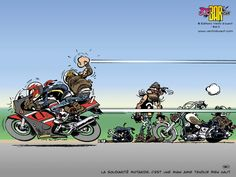 Joe Bar Team Motorcycle Humor, Motorcycle Types, Motorcycle Art, Joe Bar Team, Bd Cool, Moto Journal, Joes Bar, Riders On The Storm, Classy Cars