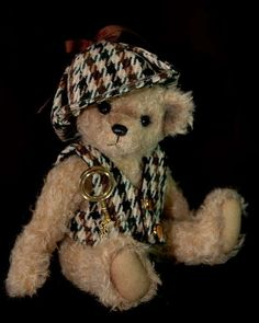 Holmes the Detective by By Bears*n*Bling