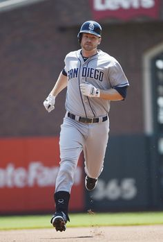 Chase Headley, San Diego Padres. Best 3b in the majors BOY!!!!