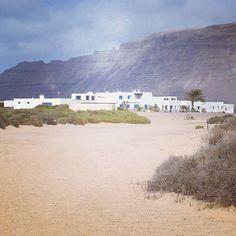La Graciosa, Canary Islands - A short navigation from Órzola, Lanzarote. So worth a visit.