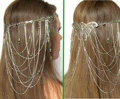 Arwen Headdress from Lord of the Rings by BeasleysWonders