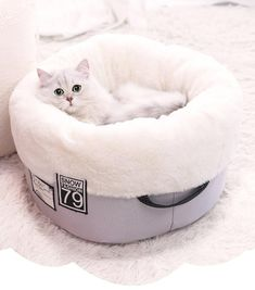 Pink Kitten Cat Hammock Winter Waterproof Blue Hanging Soft Bed Small Animal Chair House Kitty Pet Swing Hamac Chat Pet Supplies Fast Color Home & Garden