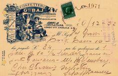 Carta intestata Giuseppe Baj Sheet Music, Music Sheets