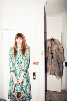 Gucci Spring 2016   How the Coolest Girl in New York Does Fashion Week - The Coveteur