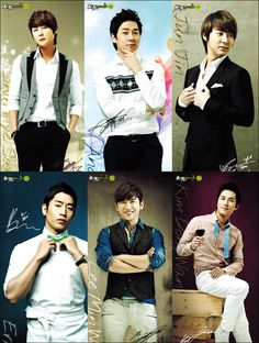In addition to becoming the longest-running boy band in South Korea, Shinhwa also holds the record for the only boy band to stay together for a decade and not lose members along the way nor add another one in.