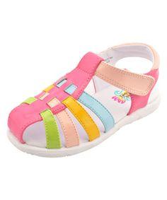 """Rachel Girls """"Summer"""" Sandals (Toddler Sizes 5 – 10) - CookiesKids.com"""