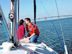 Join Us for Private or Group Cruises, Daily Charters and Lessons Along the York River Solitude, Sailing, Romance, Weather, Boat, River, Warm, Places, People