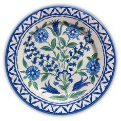 I could plan a whole party around these >> Caspari Ceramica paper plates