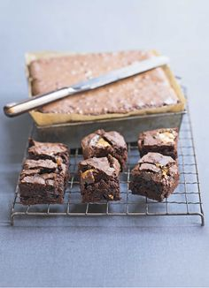 A classic, gooey chocolate brownie recipe that can be ramped up with added ingredients (we've included three suggestions in the recipe). This recipe uses a square tin, but you can use an oblong or even round cake tin provided it is roughly the same size – just keep an eye on the brownie, you may need slightly less or more time than the recipe states.