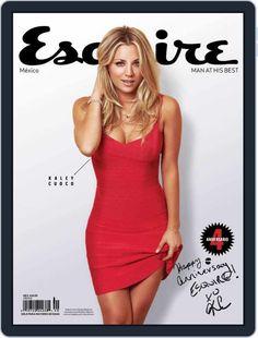 Esquire, Gq, Kaley Cuoco Body, Bikini Rot, Kaley Cucco, Hottest Pic, Jennifer Lawrence, Jennifer Garner, Big Bang Theory
