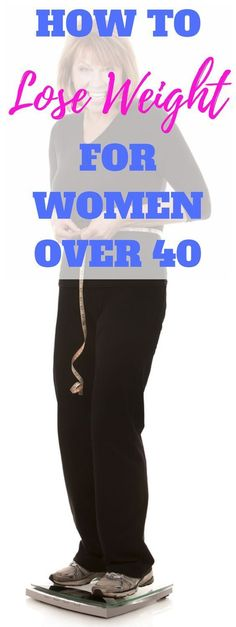 Weight Loss for Women Over 40 in 7 Easy Steps | iDiet+ | It might seem harder and more complicated to lose weight after 40 and indeed it is true, our metabolism ages with us and becomes slower and slower. Here you will find out how you can improve your me