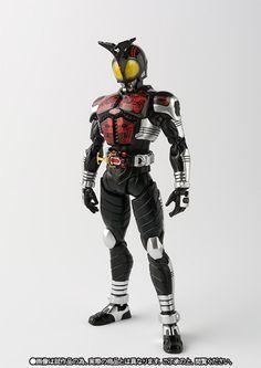 Kamen Rider Dark Kabuto - March 2017