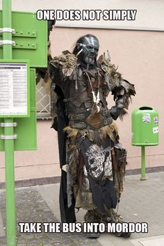 Lord of the Rings.  View more cosplay at http://www.pinterest.com/SuburbanFandom/cosplay-diary/