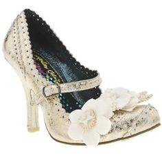 irregular choice shoes for weddingg?! :)