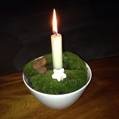 Advent Gesteck für den Tisch