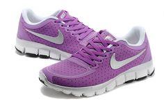info for 62a8e a41cf 2014 Nike Free 5.0 V4 Women Laser Purple Silver White  Cheap  purple   products