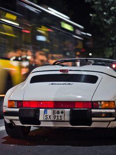 Porsche 911 Speedster at Berlin