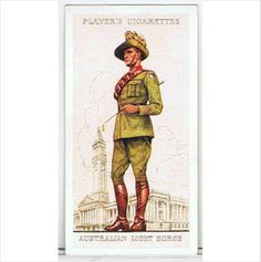 1939 Players Cigarette card 'Military Uniforms of the Brit. Empire O/seas' no.8 on #eBid United Kingdom
