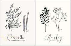 Oh the lovely things: Art I Heart : Eva Juliet
