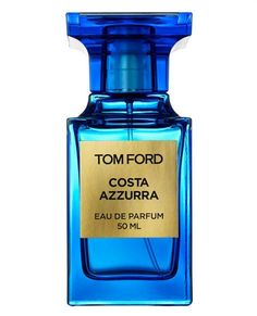 The 12 Prettiest Spring Fragrances to Try Now - Tom Ford Costa Azzura from #InStyle