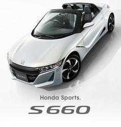 Honda|S660