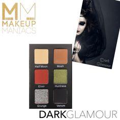 Grunge, Indie Makeup, Perfect Dark, Eyeshadow, Glamour, Eye Makeup, Skin Care, Beauty, Mini