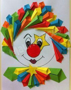 Resultado de imagen de manualidades para decorar el aula infantil