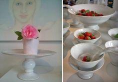 Vase and tableware by ceramist Margrét Jónsdóttir https://www.facebook.com/margretleirlistakona?fref=ts