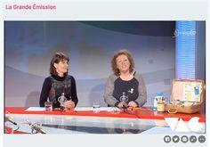 VAC (le vide-atelier des créatives) :  Chronique télévisée du 07/03/2015 ...  Masking-Tape  =  3 DIY pour le bureau  /   3 DIY pour la déco  /  Des badges en masking tape   /   ... + Reportage « Les coulisses du tournage »