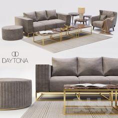 Daytona SIGNORINI & COCO MARTIN set Living Room Tv Unit Designs, Living Room Sofa Design, Sofa Furniture, Luxury Furniture, Furniture Design, Romantic Living Room, New Classic Furniture, Sofa Inspiration, Living Room Arrangements